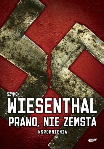 okładka Prawo, nie zemsta. Wspomnienia, Książka   Wiesenthal Szymon