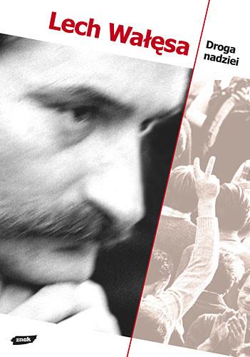 okładka Droga nadziei, Książka | Wałęsa Lech