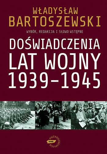 okładka Doświadczenia lat wojny 1939-1945, Książka | Bartoszewski Władysław