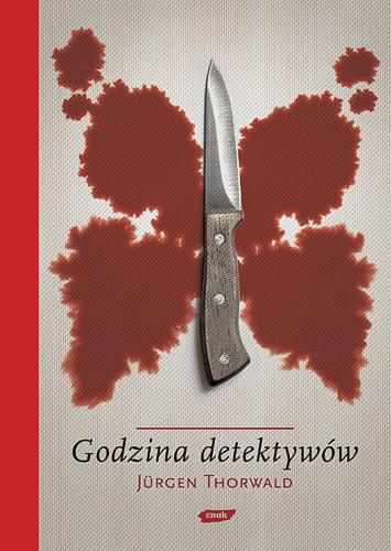 okładka Godzina detektywów, Książka | Jürgen Thorwald