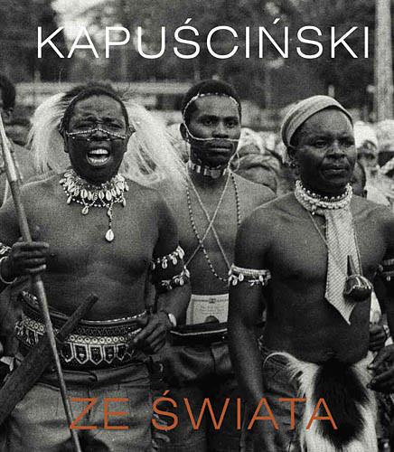 okładka Ze świata, Książka | Kapuściński Ryszard