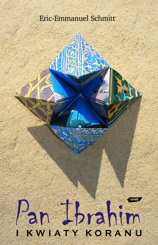 okładka Pan Ibrahim i kwiaty Koranu, Książka | Eric-Emmanuel Schmitt