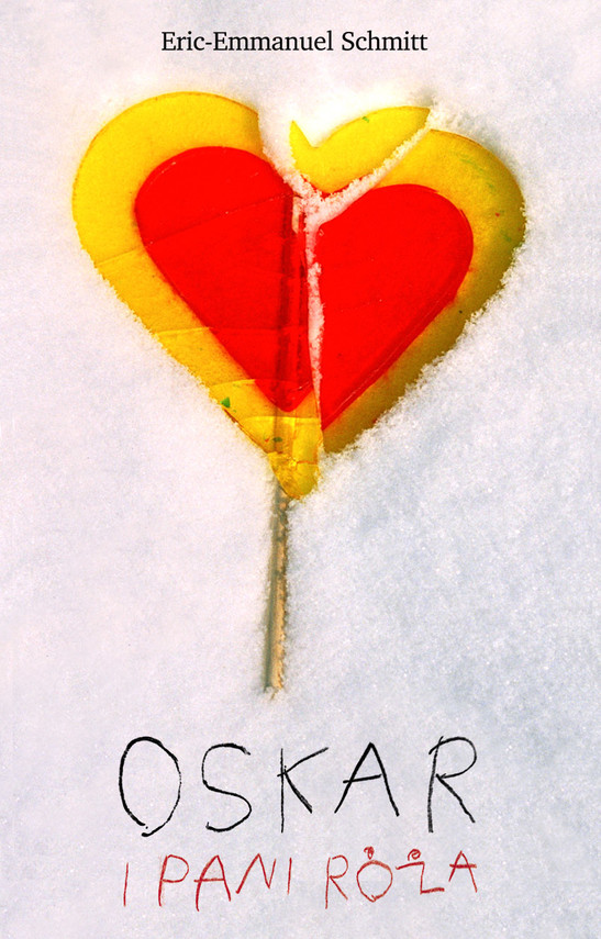 okładka Oskar i pani Róża , Książka | Eric-Emmanuel Schmitt
