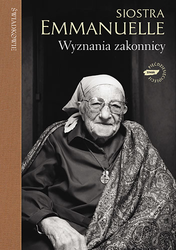okładka Wyznania zakonnicy, Książka | Soeur Emmanuelle