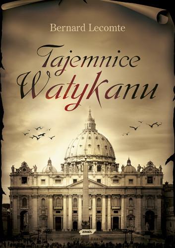 okładka Tajemnice Watykanu, Książka | Lecomte Bernard