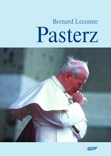 okładka Pasterz, Książka | Lecomte Bernard