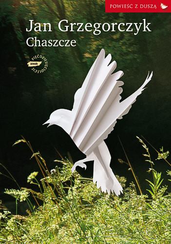okładka Chaszcze, Książka | Jan Grzegorczyk