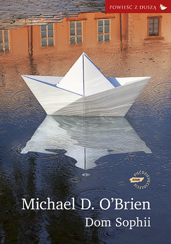 okładka Dom Sophii, Książka | D. O'Brien Michael