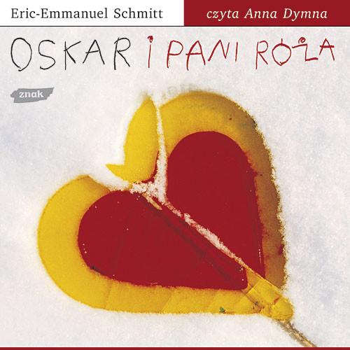 okładka Oskar i pani Róża książka      Eric-Emmanuel Schmitt