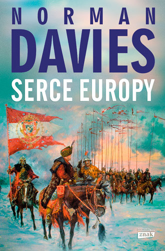 okładka Serce Europy, Książka | Davies Norman