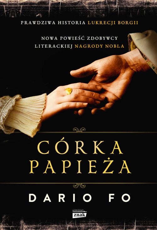 okładka Córka papieża, Książka | Fo Dario