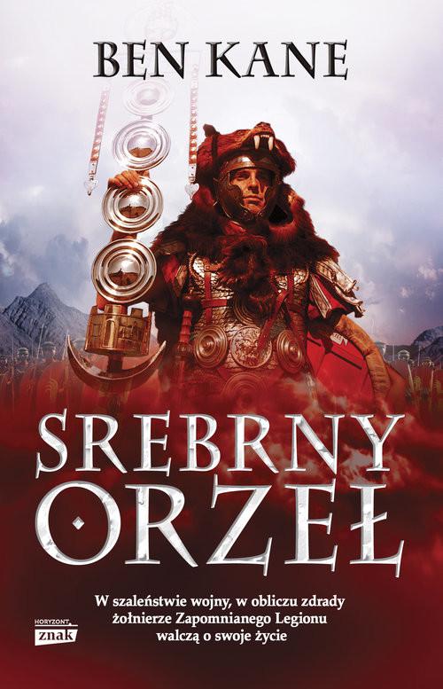 okładka Srebrny Orzeł, Książka | Kane Ben