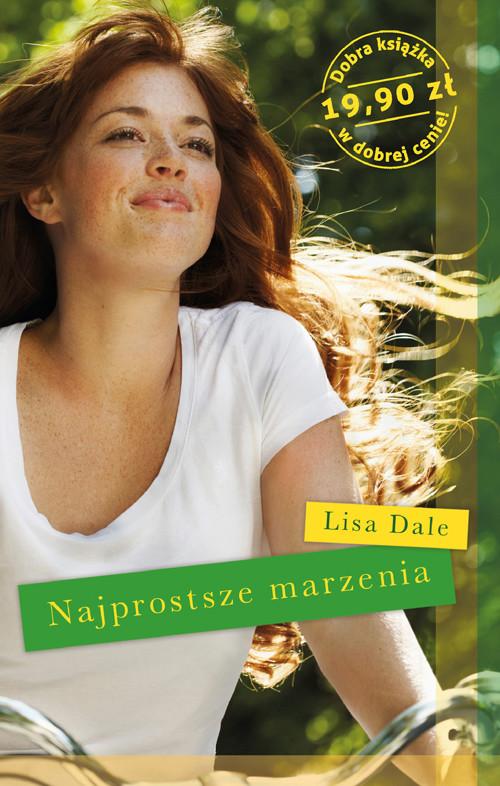 okładka Najprostsze marzenia, Książka | Dale Lisa