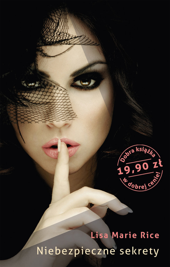 okładka Niebezpieczne sekretyksiążka |  | Marie  Rice Lisa