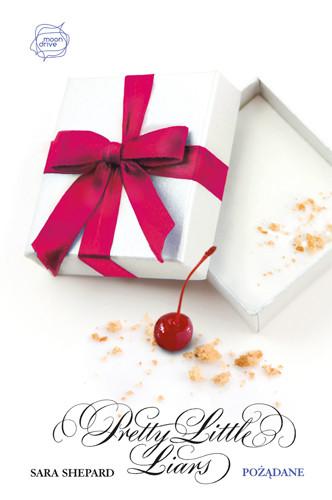 okładka Pożądane. Pretty Little Liars 8, Książka | Shepard Sara