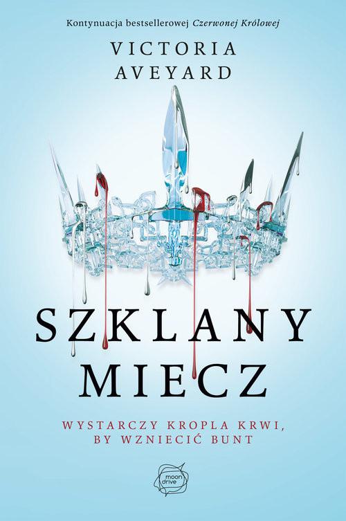 okładka Szklany mieczksiążka |  | Victoria Aveyard