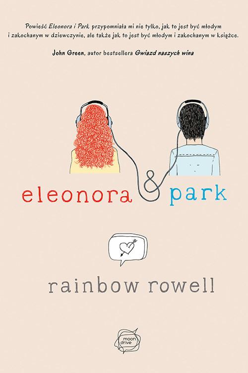 okładka Eleonora i Park , Książka | Rowell Rainbow