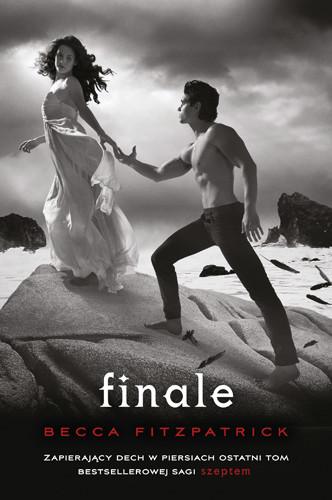 okładka Finale, Książka | Fitzpatrick Becca