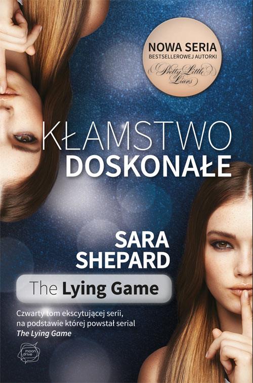 okładka Kłamstwo doskonałe , Książka | Shepard Sara