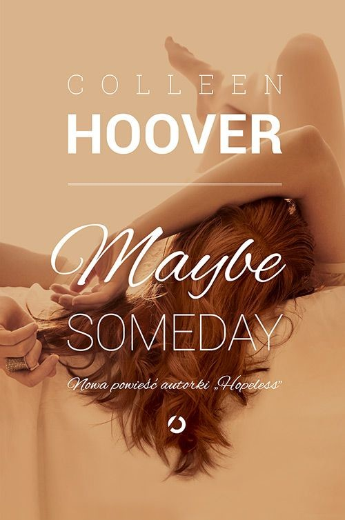 okładka Maybe Someday, Książka | Colleen Hoover