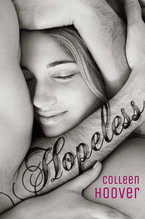 okładka Hopeless. KsiążkaHoover Colleen
