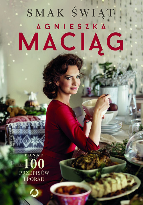 okładka Smak świąt, Książka | Agnieszka Maciąg