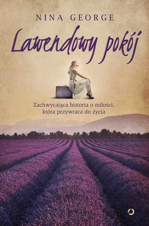 okładka Lawendowy pokój, Książka   George Nina