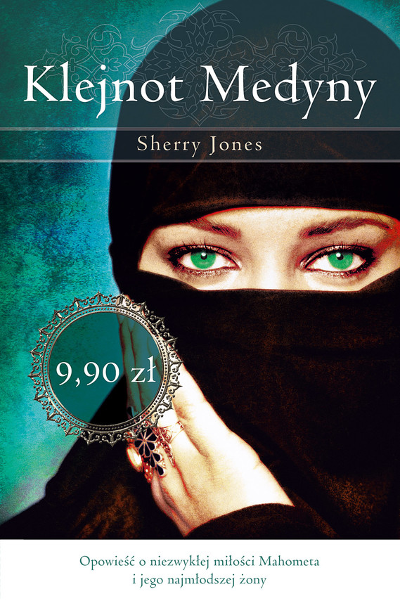 okładka Klejnot Medyny, Książka | Jones Sherry