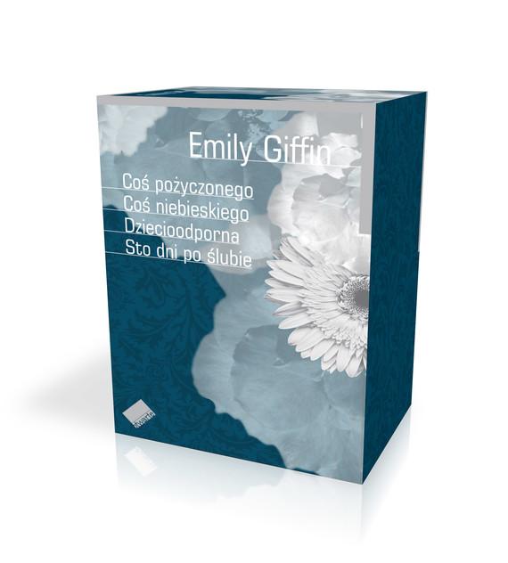 okładka Emily Giffin – pakiet prezentowy, Książka |