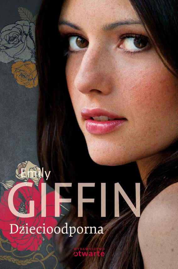 okładka Dziecioodporna, Książka | Giffin Emily