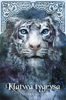 okładka Klątwa tygrysa, Książka | Houck Colleen