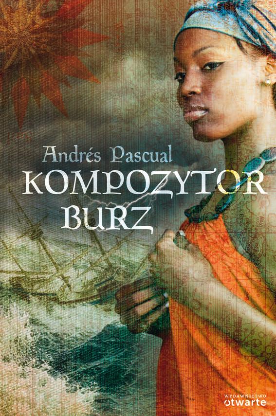 okładka Kompozytor burz, Książka | Pascual Andrés