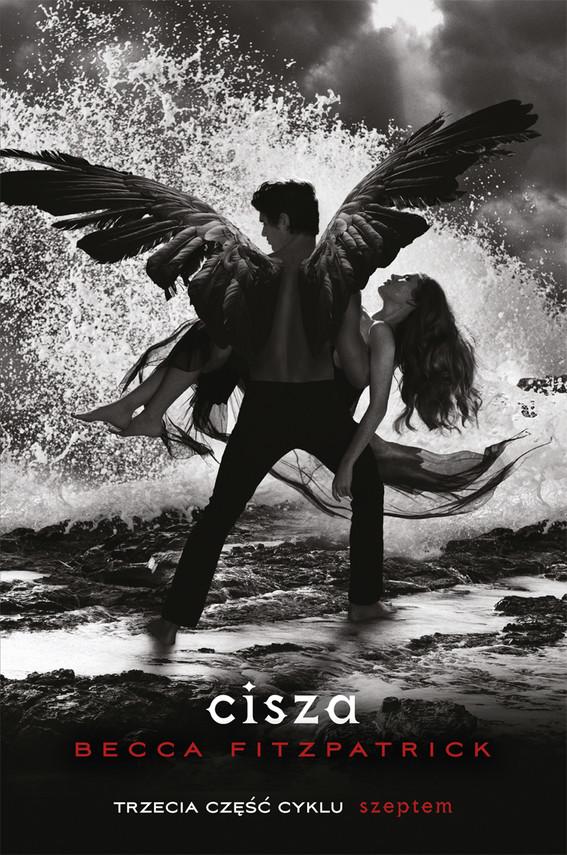okładka Cisza, Książka | Fitzpatrick Becca