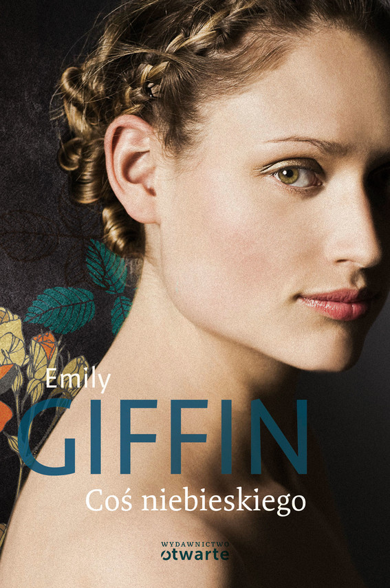 okładka Coś niebieskiego, Książka | Giffin Emily