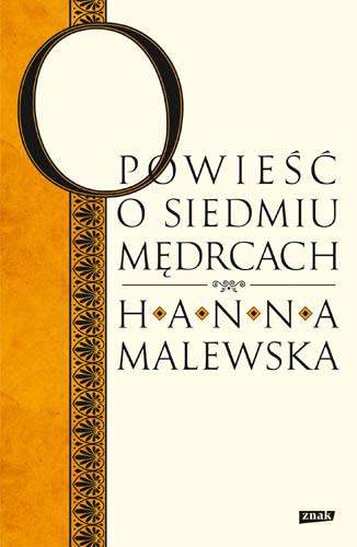 okładka Opowieść o siedmiu mędrcach, Książka | Malewska Hanna