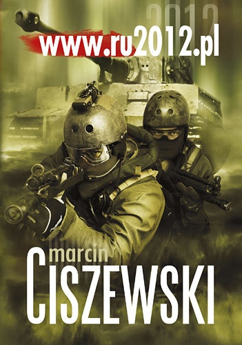 okładka www.ru2012.pl, Książka   Ciszewski Marcin