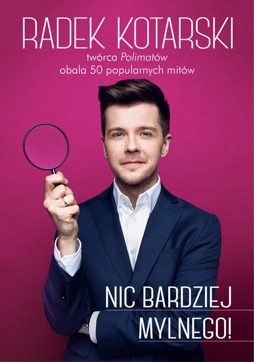 okładka Nic bardziej mylnego!, Książka | Radosław Kotarski