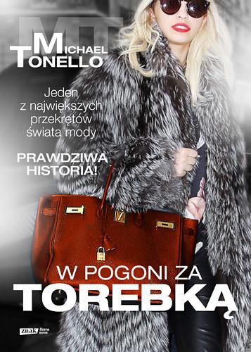 okładka W pogoni za torebką, Książka   Tonello Michael
