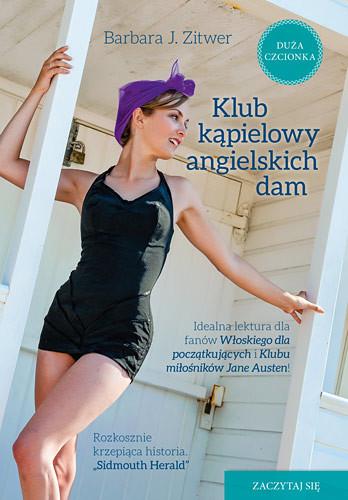 okładka Klub kąpielowy angielskich dam , Książka | J. Zitwer Barbara