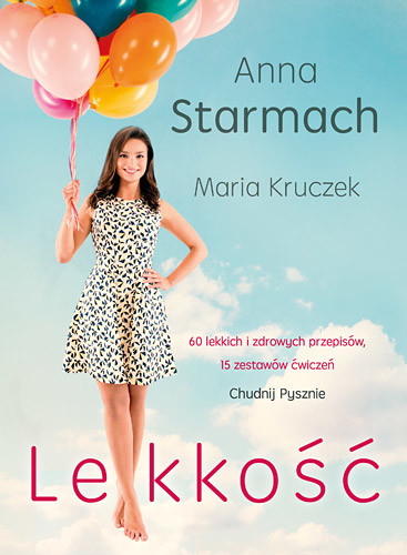 okładka Lekkość, Książka | Starmach Anna