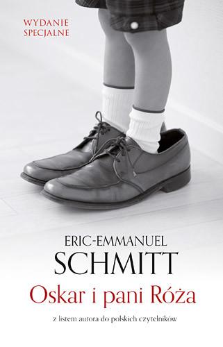okładka Oskar i pani Róża książka |  | Schmitt Eric-Emmanuel