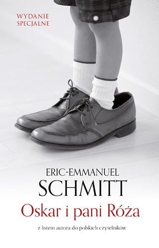 okładka Oskar i pani Róża książka |  | Eric-Emmanuel Schmitt