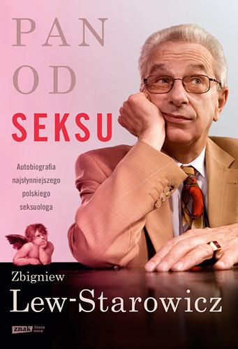 okładka Pan od seksu, Książka | Zbigniew Lew-Starowicz