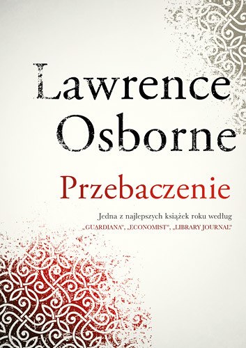 okładka Przebaczenie , Książka | Lawrence Osborne