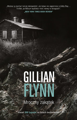 okładka Mroczny zakątek, Książka   Flynn  Gillian