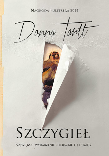 okładka Szczygiełksiążka |  | Tartt Donna