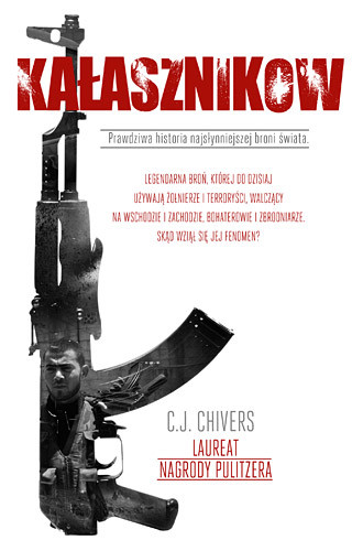 okładka Kałasznikow, Książka | Chivers C.J.