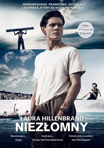 okładka Niezłomny, Książka | Hillenbrand Laura