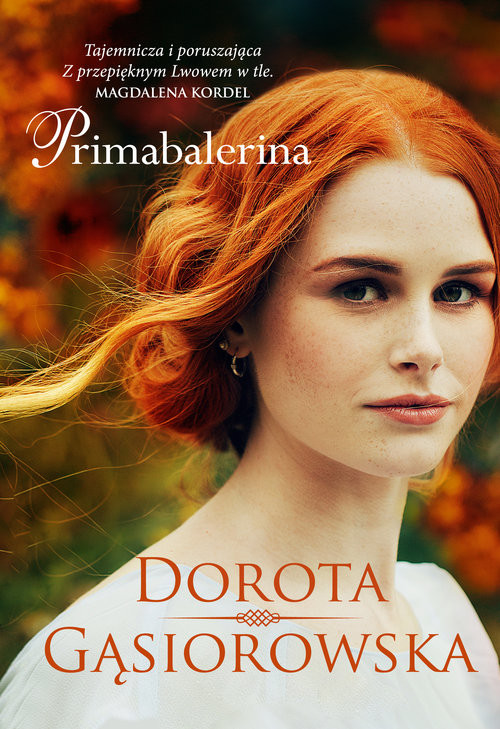 okładka Primabalerina, Książka | Dorota Gąsiorowska