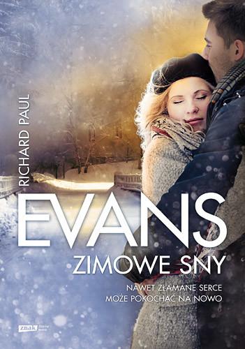 okładka Zimowe sny , Książka | Paul Evans Richard